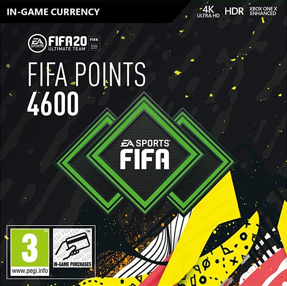 ⚽️🎮 RT and Follow us to be in with the chance of winning 4,600 FIFA points! #FIFA20