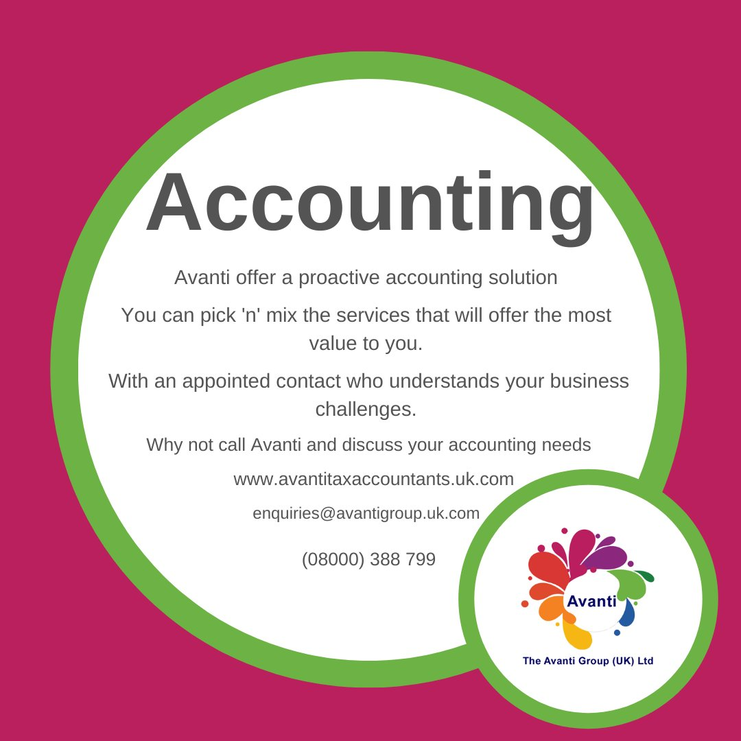 Whether you run  a limited company, sole trader or partnership - we've got you covered with our proactive accounting services. Based in #Suffolk we can work remotely with clients Nationwide.  #Accounting #AccountantsUK #businessadvice #businessservices #businessowner #SMEUK #Taxpic.twitter.com/5EIKgHtHUd