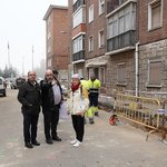 Image for the Tweet beginning: El Ayuntamiento inicia la reurbanización