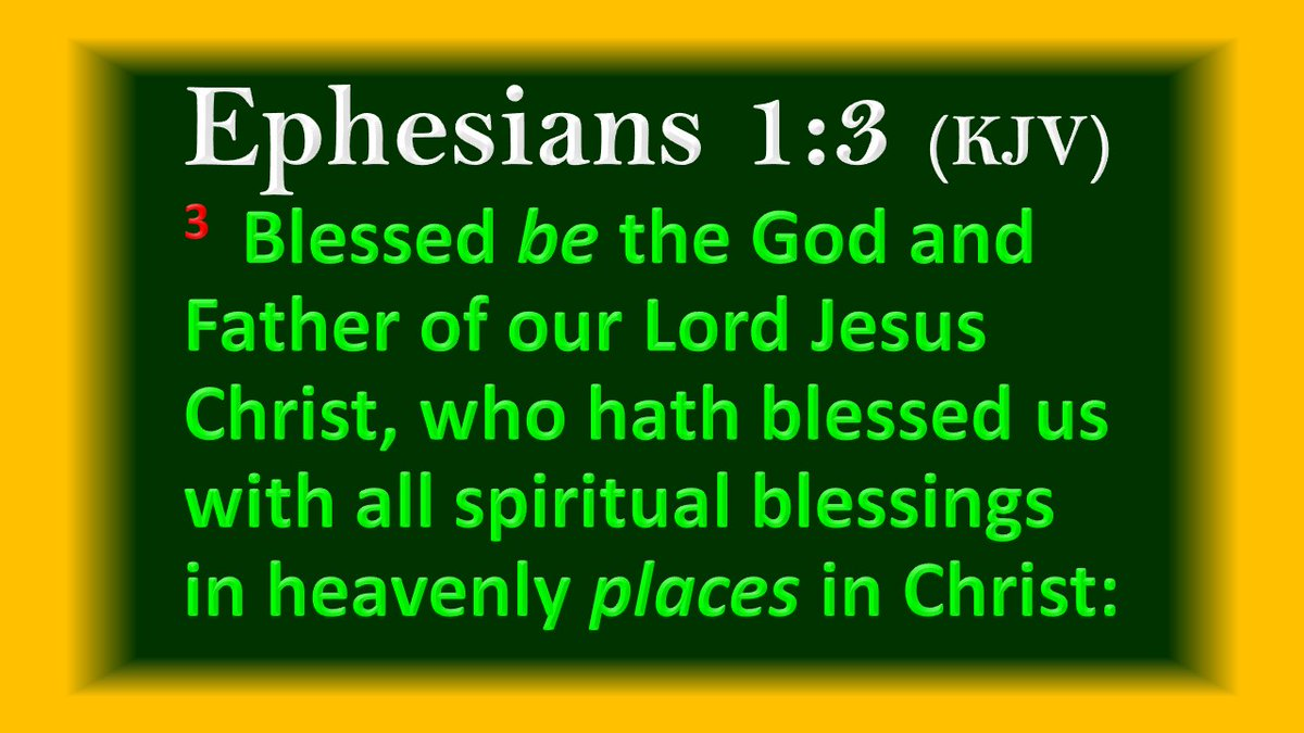 The Holy Spirit empowers you to have Heaven on Earth.  Ephesians 3:20 (#KJV) Now unto him that is able to do exceeding abundantly above all that we ask or think, according to the power that worketh in us,  #Jesus #God #Word #Truth #Bible #MondayMotivation #MondayMorning #NYC #pic.twitter.com/JsxeXFfVqN