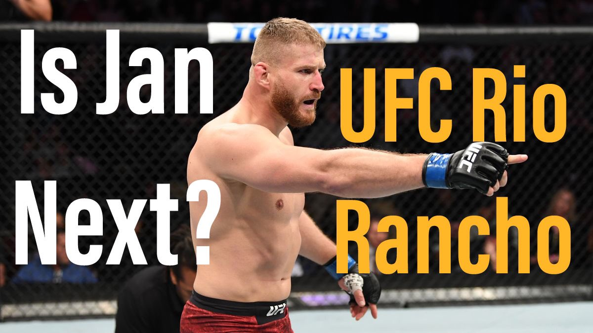 We looked back at #UFCRioRancho and the biggest talking points. Is Jan Blachowicz next and what happened to Diego Sanchez? https://youtu.be/T1RiyoUZ-Dkpic.twitter.com/PHcXgwFbdw