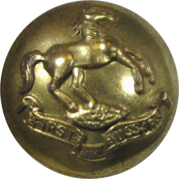 First Hussars (Canadian Army) 19.5mm - 1923-1968  Brass Military uniform button  £3.00 https://www.kellybadges.co.uk/uniform-buttons-older-types-of-military-uniform-buttons/33460-first-hussars-canadian-army-195mm---1923-1968--brass-military-uniform-button.html …pic.twitter.com/d8mA13fEaD