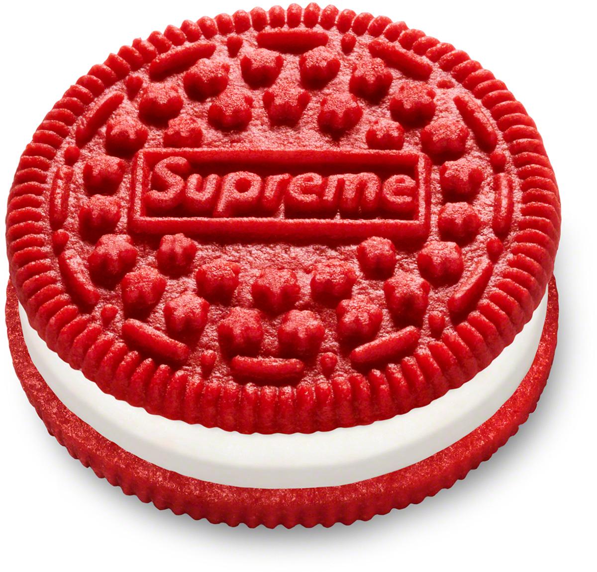Supreme x @Oreo Coming Soon.