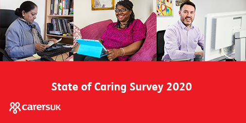 Image result for state of caring survey 2020
