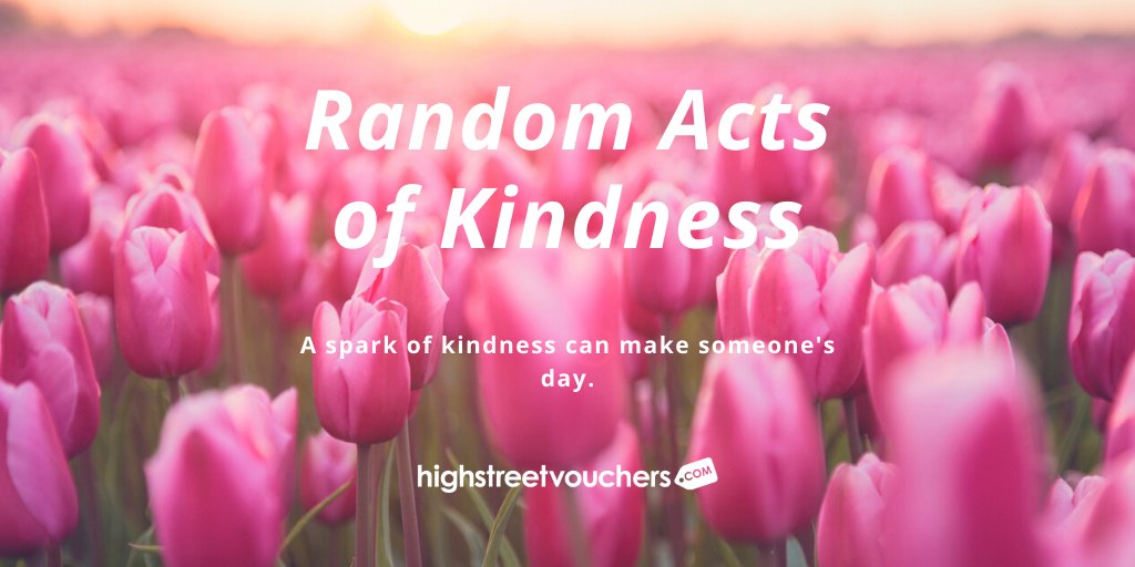 It's Random Acts of Kindness Day!  Show your friends a little love and send them a 'random' personalised digital gift with giftli!  Find out more >> http://bit.ly/3ay7zr0  #RandomActsOfKindnessDaypic.twitter.com/EqCKbIsCYw