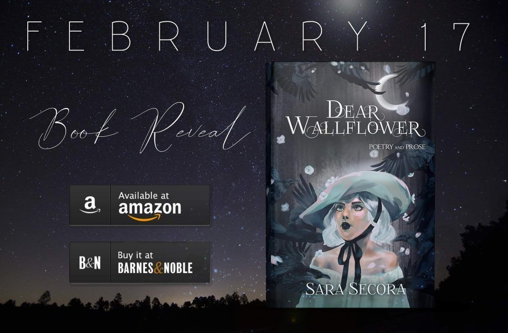 Dear Wallflower is out today. Check out our review of this prose and poetry collection right here: https://buff.ly/39wDJSA    Congrats on another release @SaraSecoraVO   #dearwallflower #poetrycommunity pic.twitter.com/zjzUBlvax4