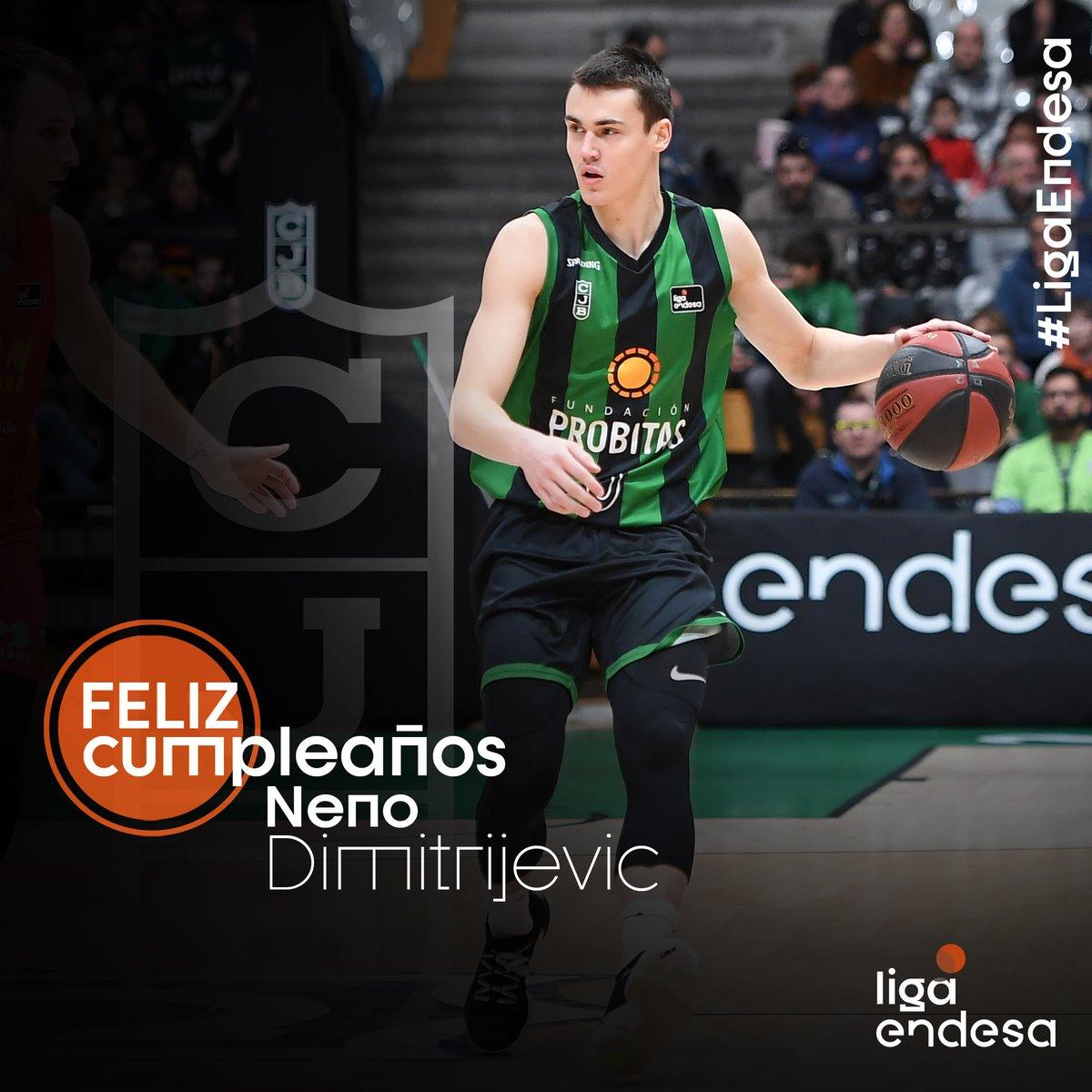 ¡Feliz cumpleaños, @Neno_D7! #LigaEndesa