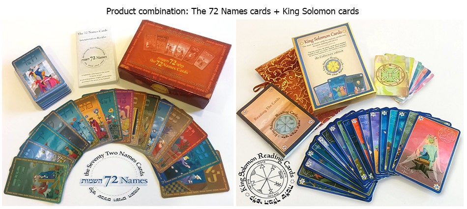 Buy this product combination: King Solomon Cards - The Collectors' Edition PLUS the popular 72 Names cards and save 7.50 https://www.etsy.com/KabbalahInsights/listing/477993540/buy-this-product-combination-king?utm_source=etsyfu&utm_medium=api&utm_campaign=api … #tarotcards #oraclecards #sealsofSolomon #Etsy #tarotreading #mandala #bestofetsy #amulets #Kabalapic.twitter.com/rskTYiCS3I