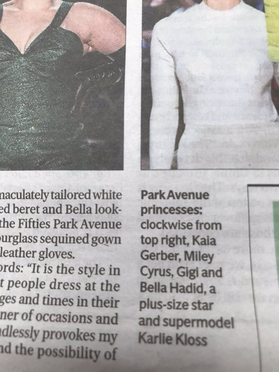 @Girlguiding '75% of girls feel they are judged on appearance' And if you're a plus size model you don't even deserve a name. Shame @standardnews #LFW2020  #NYFW2020 #girlguiding #GirlsAttitudespic.twitter.com/KKouU5H8Wr