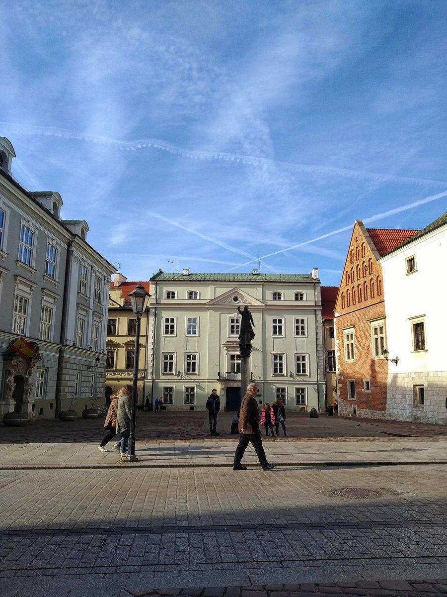Krakow, you're quite lovely. https://t.co/oLavq13tPq