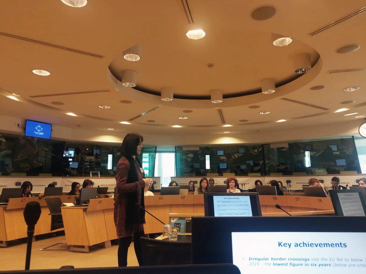 test Twitter Media - ✅El projecte Cope and Hope de @Fondazioneacra, @abd_ong i la Coop #Passepartout és un dels set projectes europeus seleccionats per @EUHomeAffairs sobre integració de persones migrades víctimes de trata  Avui ens trobem a Brussel·les amb altres seleccionats!  #MigrationEU #AMIF https://t.co/ZJvJ5cLKRW