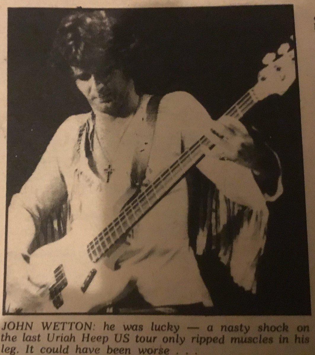 ELECTRIC SHOCKS  KEITH RALF YARDBIRD DIES :(  JOHN WETTON INJURED :( ARTICLE EXAMINÉS WHY ? @theyardbirds @DGMHQ #johnwetton #keithrelf @ledzepnews @ledzeplogpic.twitter.com/jqQ5RVjM1j