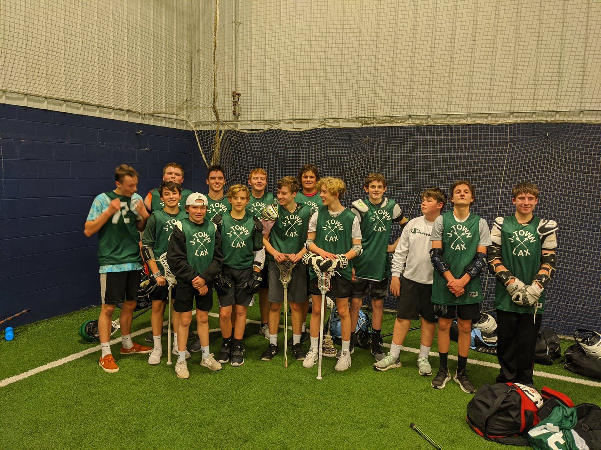 Our JV boys finished their indoor season at MSA Woodland. They improved with every game while getting ready for the spring season. pic.twitter.com/eBlxEcxrHh