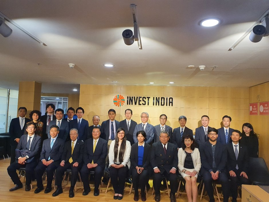 Team @investindia was delighted to host the Kyoto CCI business delegation comprising companies across sectors, including publishing, electronics & medical devices. We look forward to collaborating with them and further strengthening the India-Japan relationship! #NewIndiapic.twitter.com/iV4uG8Uwf6