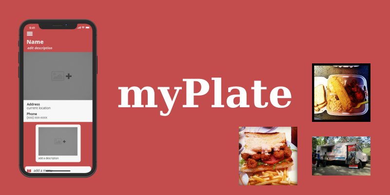 Check out our original social network for finding legitimate, homegrown, bites for pick up or delivery! https://tay693.github.io/myPlate/ pic.twitter.com/KHveE0zQet
