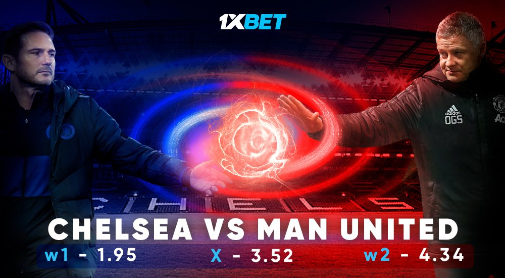 Chelsea are currently fourth in the table, four places and six points ahead of Ole's men, so the match represents a real chance to close the gap in the race for #UCL spots. So, will the Devils win this clash?   Predict the outcome: http://cutter.li/d23c9D   Follow us: @1xbet_Engpic.twitter.com/CKxsaUxhd9