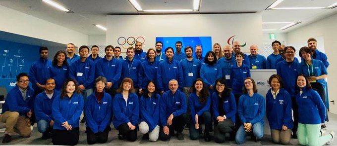 #UnitedByEmotion: As Worlwide #IT Partner of the IOC, we are proud to be responsible...