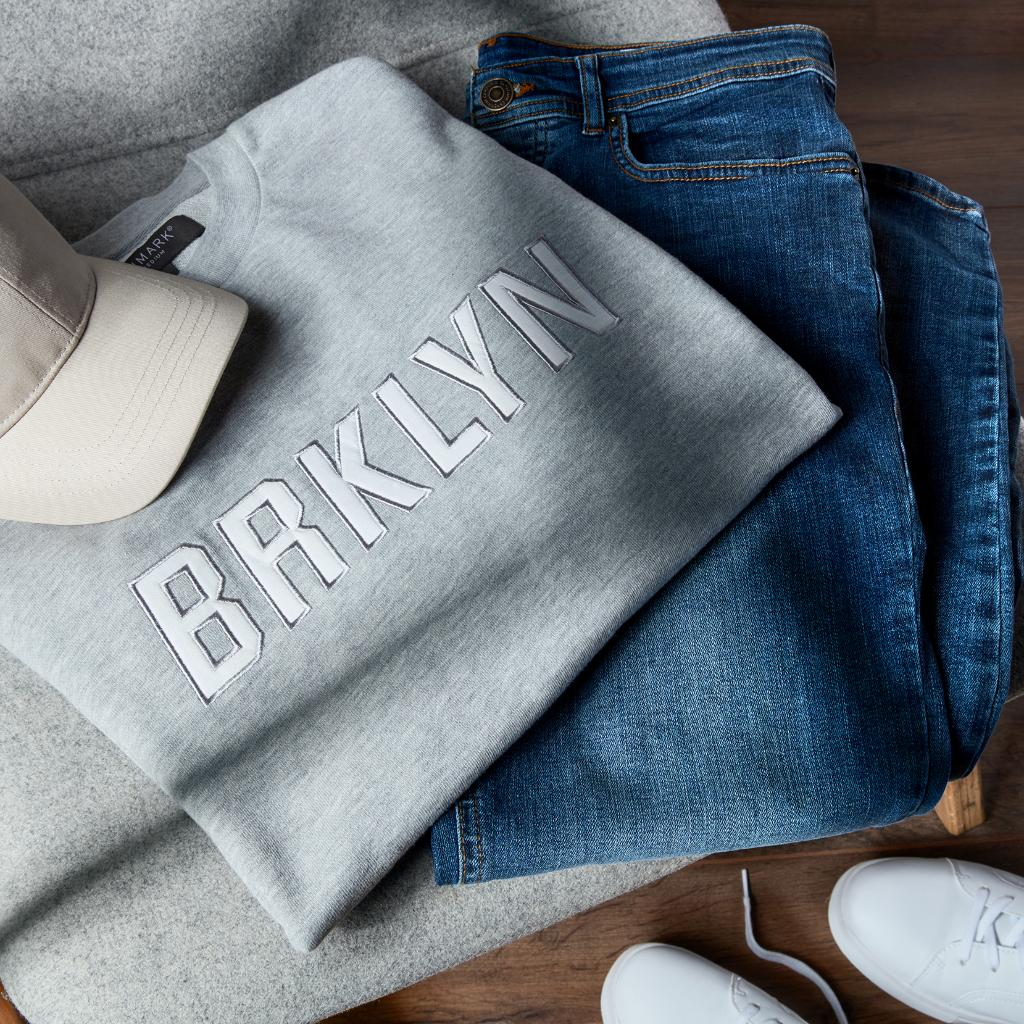 Easing into Monday with a solid crew and trusty denim👌 Crew £12/€16 #Primark #PrimarkMan