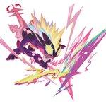 Verzamel je Pokémon van het type Ground! Mocht je het gemist hebben, je kunt Gigantamax Toxtricity nog tot en met 9 maart vinden in de Max Raid Battles van #PokemonSwordShield! ⚡🎸