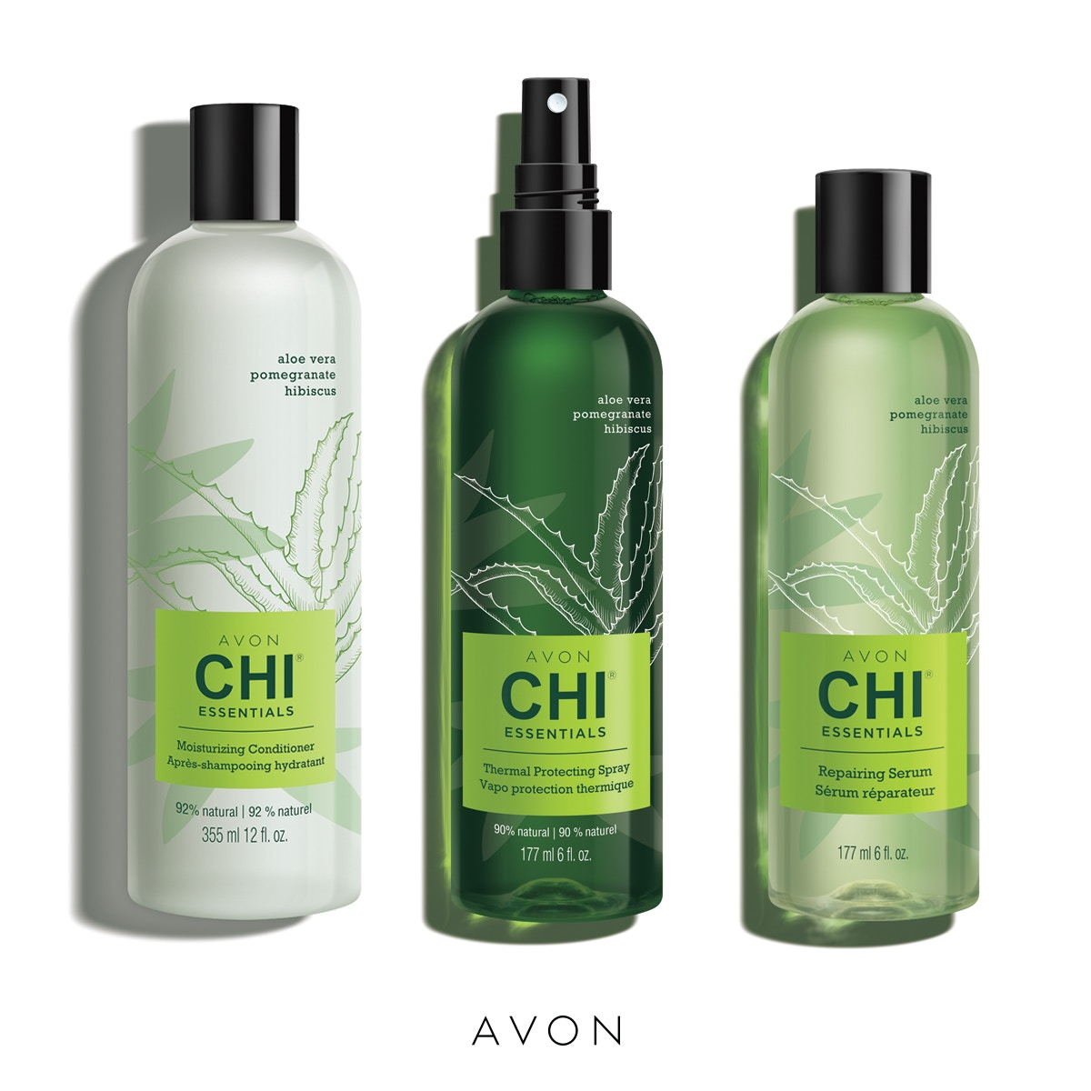 #Avon Chi Essentials - Buy 1, Select 1 Half Price!