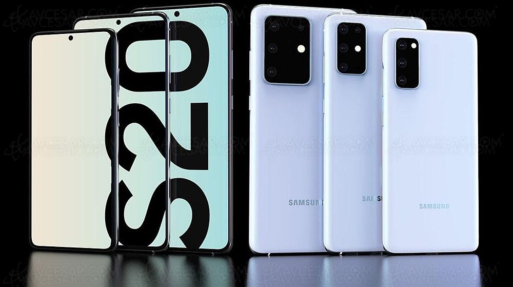 Smartphones Galaxy S20, S20+ et S20 Ultra : 5G, 108 Mpxls et 8K, Samsung déjà dans le futur #display #smartphone #Android #galaxys20 #S20 #s20+ #s20 ultra #5G #technology #innovation #InfinityDisplay @SamsungMobile @SamsungFR http://dlvr.it/RQBrtgpic.twitter.com/cGWJjtaDmm