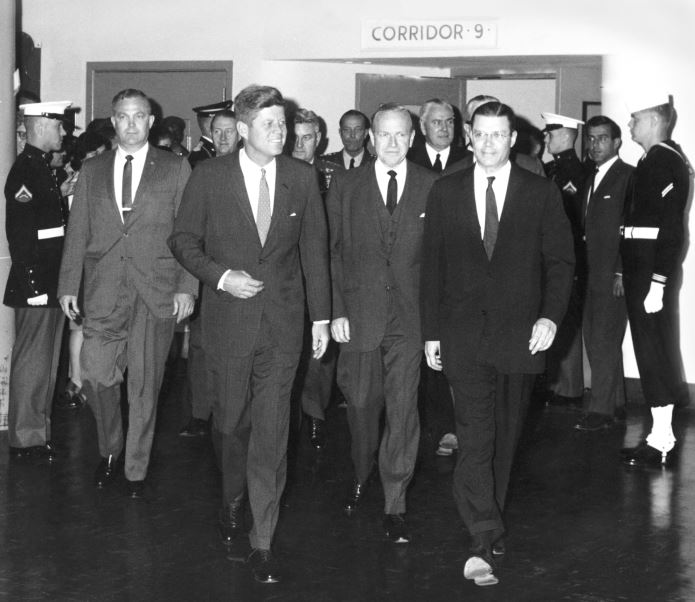 Today is #PresidentsDay, where we recognize the contributions made by U.S. Presidents.In 1961, President Kennedy gave orders to reform the DoD. What would follow was a plan to create a consolidated military intel organization. The Defense Intelligence Agency. #PresidentsDay2020