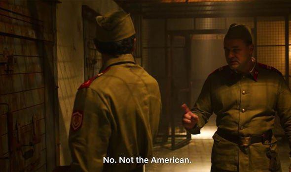 The American...❤️🇺🇸👽 #StrangerThings4 #Hopper