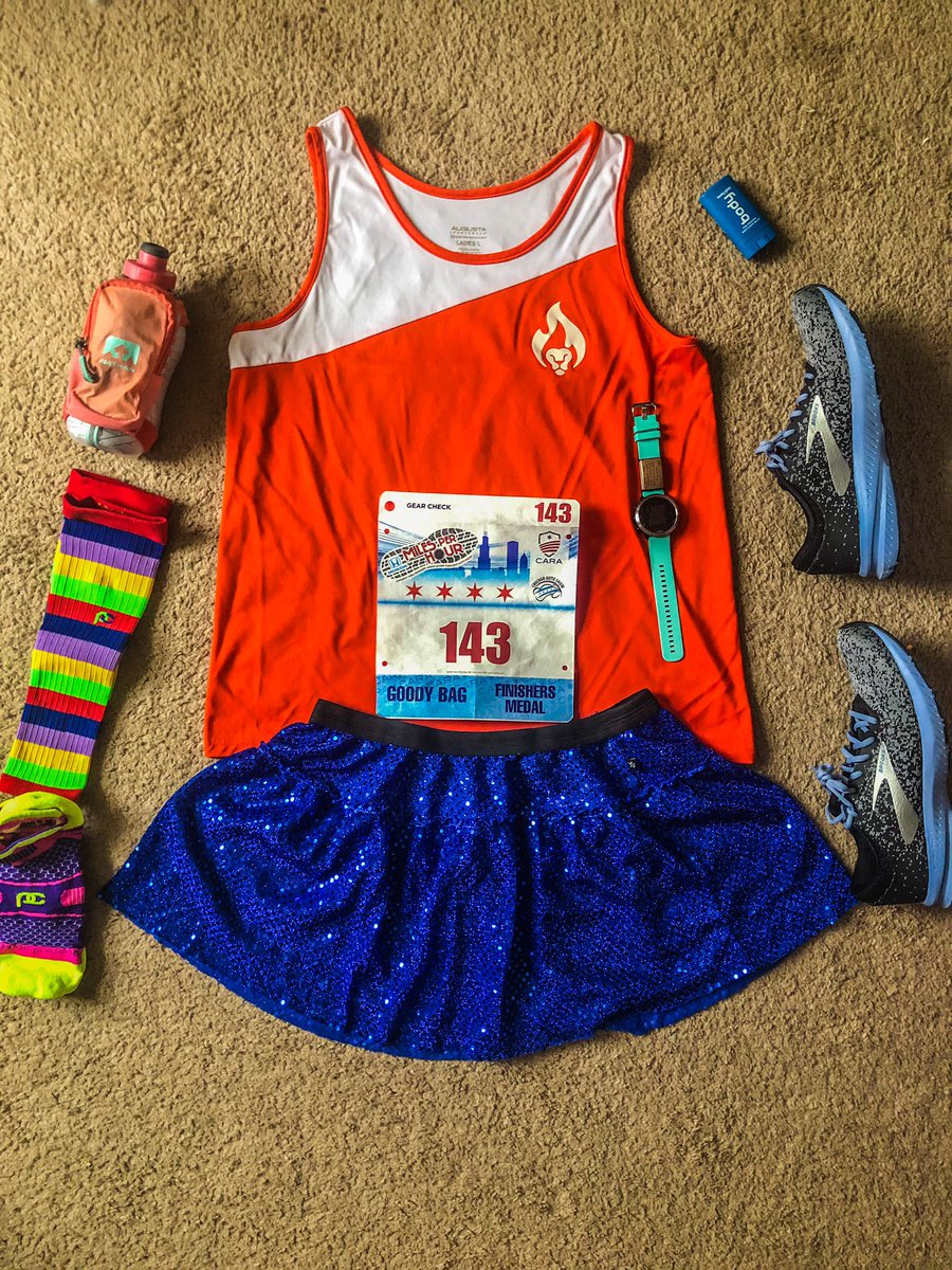 All set for the @CARARuns  Honda miles per hour race tomorrow! Just race me and a race against the clock! #bibchat #caramphbr #bibravepro <br>http://pic.twitter.com/pimLFhafnD