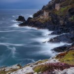 Image for the Tweet beginning: Historic Crown Engine Houses, Botallack