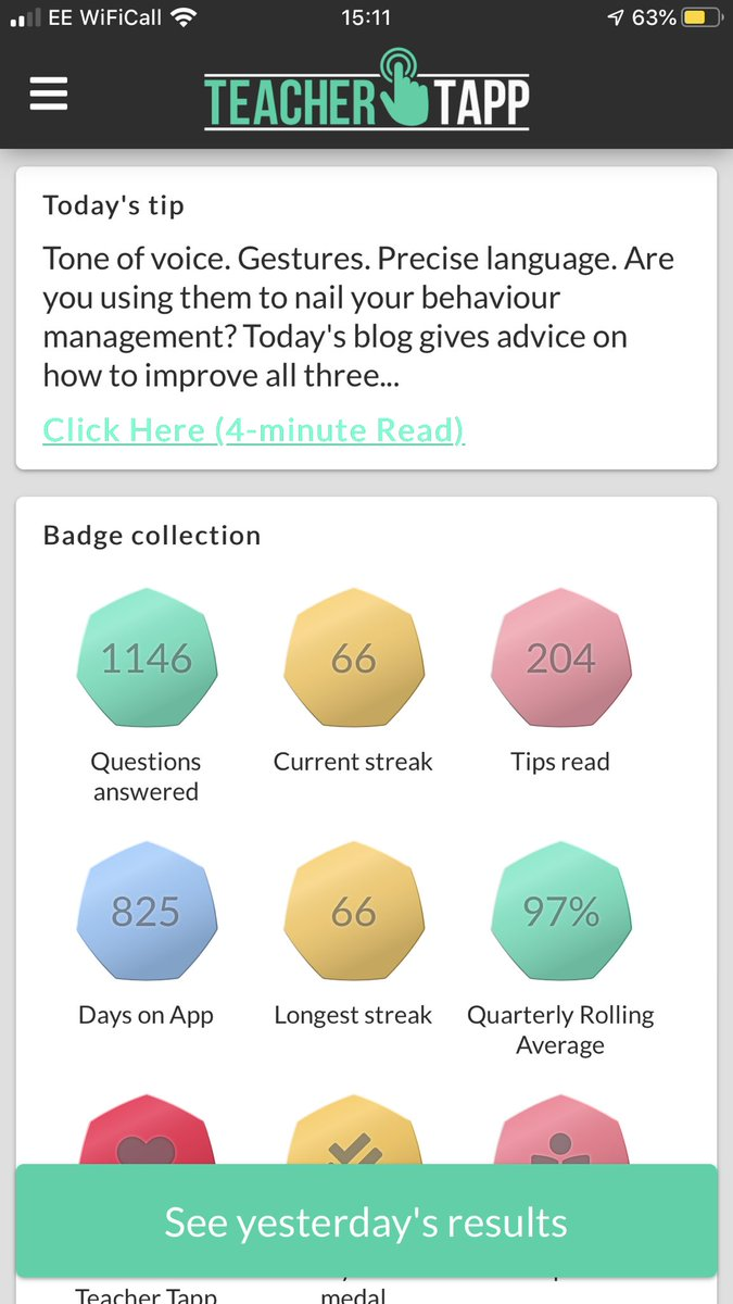 @miss_mcinerney @language_drops Am on my longest streak of 66, I NEED to get past 100.