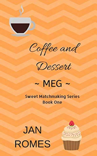.@JanRomes He isn't interested in finding love again, but he's on a mission to help others find it. Sparks ignite the second Meg and Riley meet. Book of the Moment Club selection: Coffee and Dessert: Meg by Jan Romes calebandlindapirtle.com/botm/featured-…