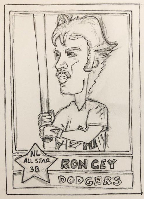 Happy Birthday Ron Cey.