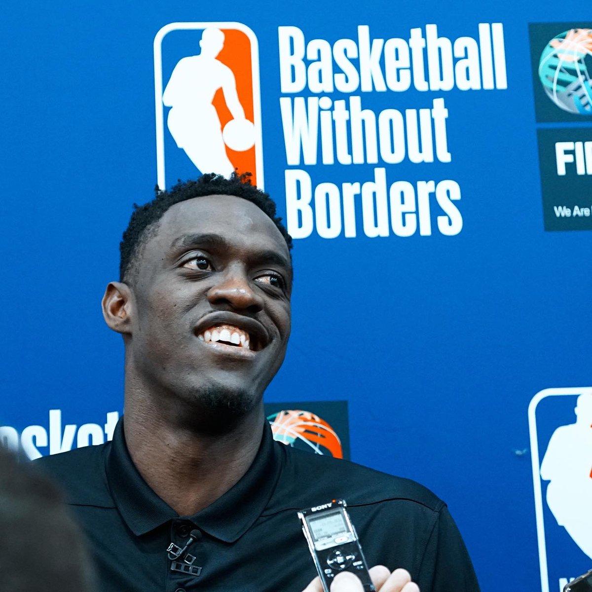Basketball without borders 🙏🏾💯 #humblehustle🙏🏾👏🏾 #doingitforyou🙏🏾