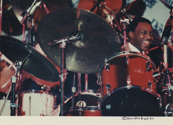 Happy birthday to drummer extraordinaire, Herlin Riley, who was born in New Orleans in 1957!