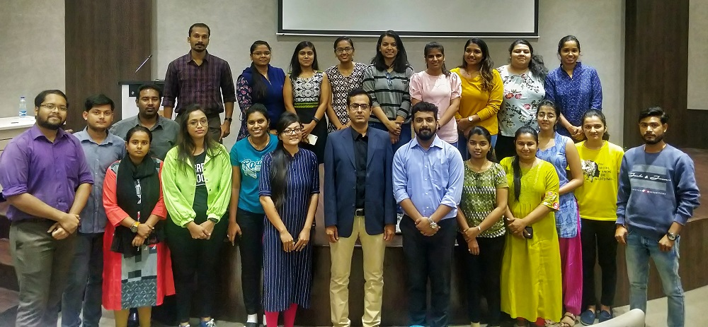 Dr. Pragnesh Parmar delivered a Guest Lecture on Medico-Legal Autopsy: Current Indian Scenario on 15.02.2020 at GFSU for the Students of http://M.Sc . Forensic Science and Forensic Odontology interacted with the Subject Expert. @ForensicDentist #Medico #legal #autopsy