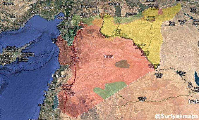 Syrian War: News #20 - Page 31 EQ0D_xRWsAYhhaJ?format=jpg&name=small