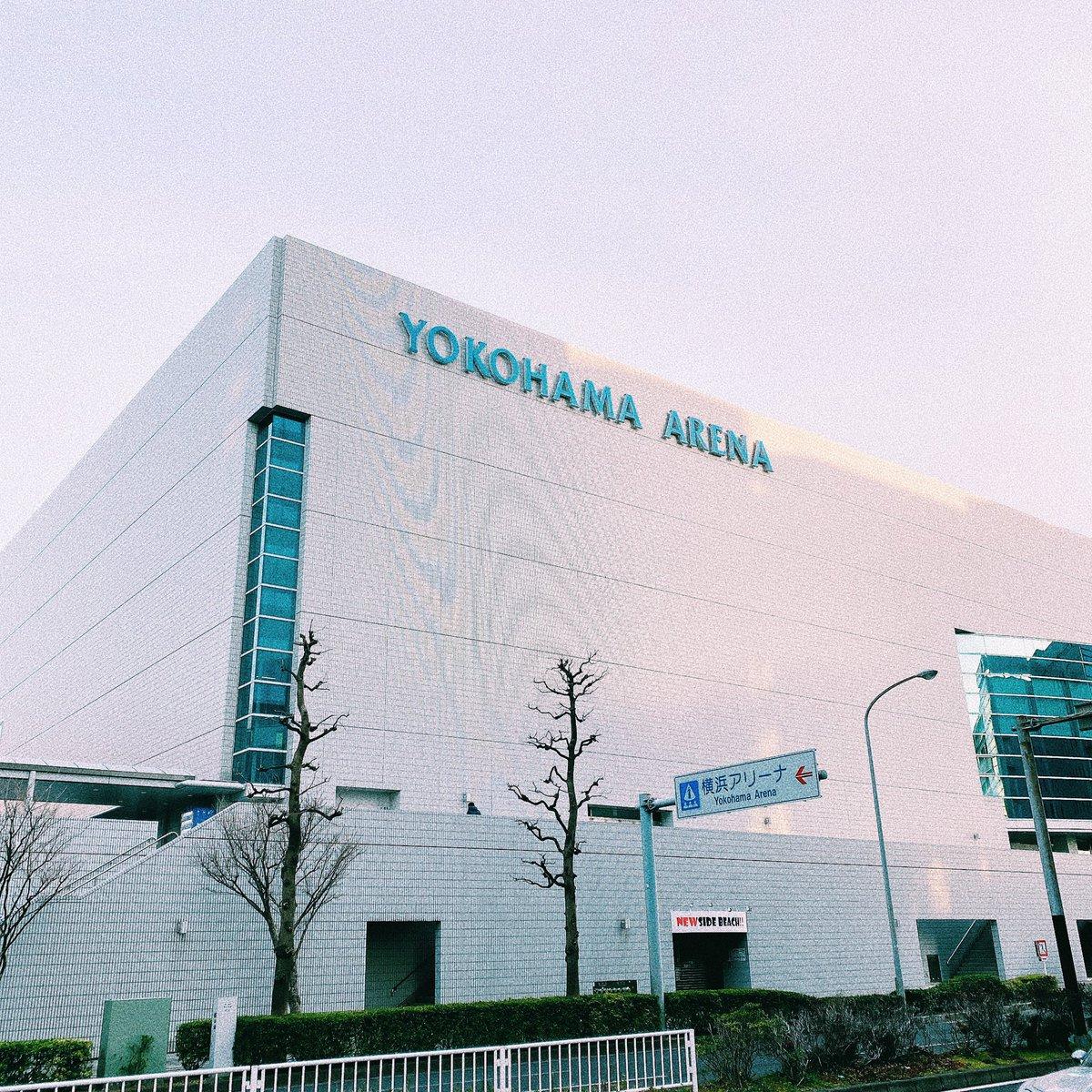 米津玄師 2020 TOUR / HYPE横浜アリーナ初日、ありがとうございました。みなさんの熱量が響き渡って素敵でした⚡️