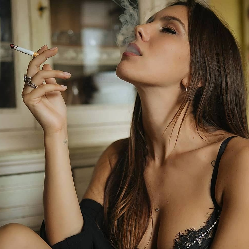 Download Smoke Girl Wallpaper, Hd Backgrounds Download