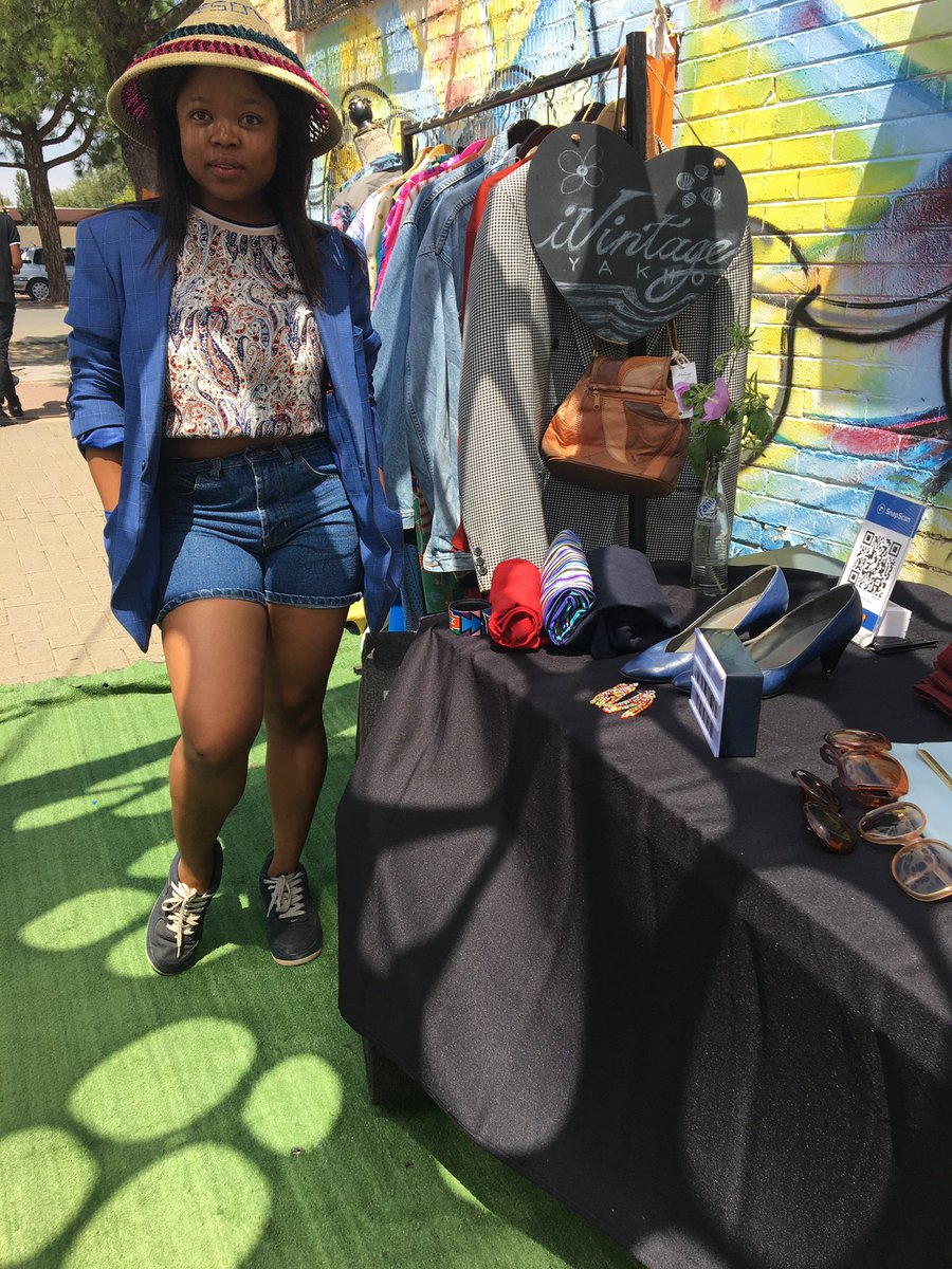 We're popping up at Bokamoso in Bloemtown today.. : : : #ivintageyakho #popupshop #bloemfontein #shotleft #vintage #classics pic.twitter.com/fFLsTwHn8O
