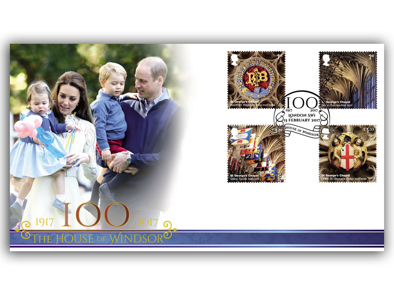 #onthisday in 2017 Royal Mail released a set of stamps celebrating Windsor Castle.  Windsor Castle is the oldest inhabited castle in the world and the Queen's home.  View our cover here: http://ow.ly/gXHc50yioOd   #Windsor #WindsorCastle #HouseofWindsor #lookfortheshieldpic.twitter.com/ENCSNC7OpB