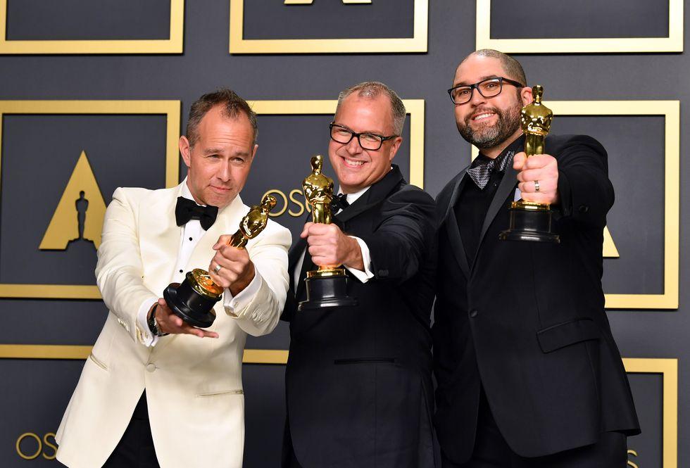 REPASO DE LOS #Oscars2020  . Oscar a mejor película de animación: #JonasRivera #MarkNielsen y #JoshCooley por #ToyStory4   . Todos los ganadores en el blog: http://laclaquetayyo.blogspot.com/2020/02/ganadores-oscar-2020.html?m=1… #laclaquetayyo #cine #premios #oscarpic.twitter.com/LbfNIzrMqn