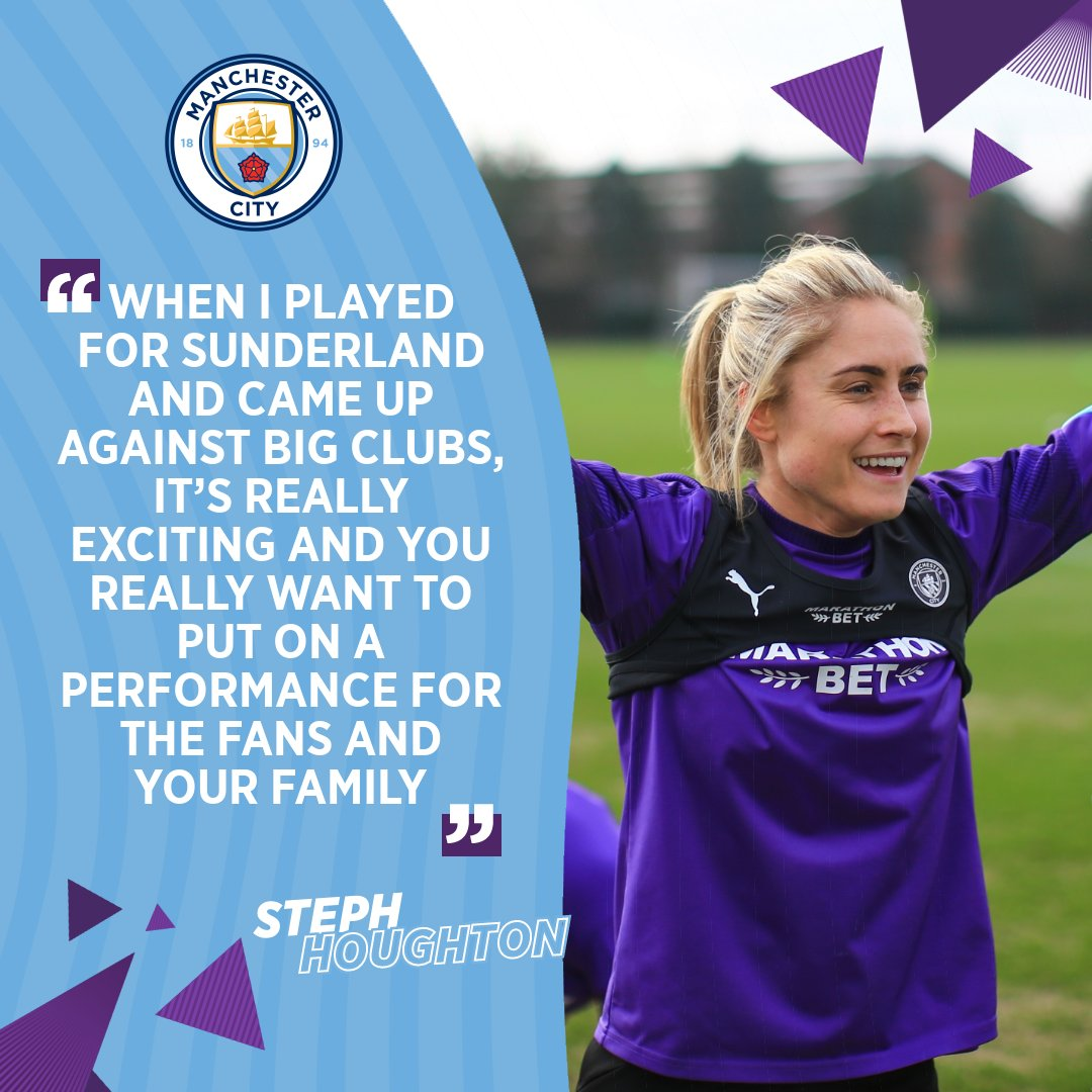 .@stephhoughton2 knows all about the magic of the @TheWomensFACup 🏆🎟: https://manc.it/2tYJgSL🔵#ManCity