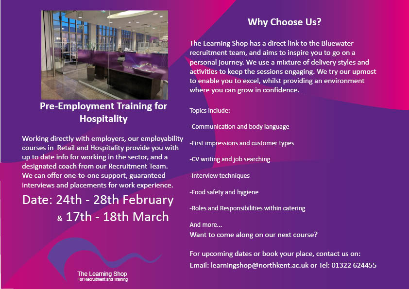 test Twitter Media - Upcoming dates for our employability course has been released, spaces are still available... https://t.co/jYMCvcv1MF