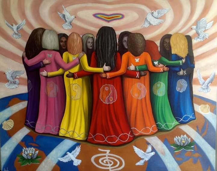MayallWomenUnite May all daughters learn the Sacredness of Sisterhood Maywebetheirexample May we embrace all cultures, sizes and ages Letushonorourelders May we be vital to ourselves and to excistence May we embrace the Voice of the Heart  Maythisworldbehealed WildWomanSisterhood pic.twitter.com/6bXUOXfAsZ