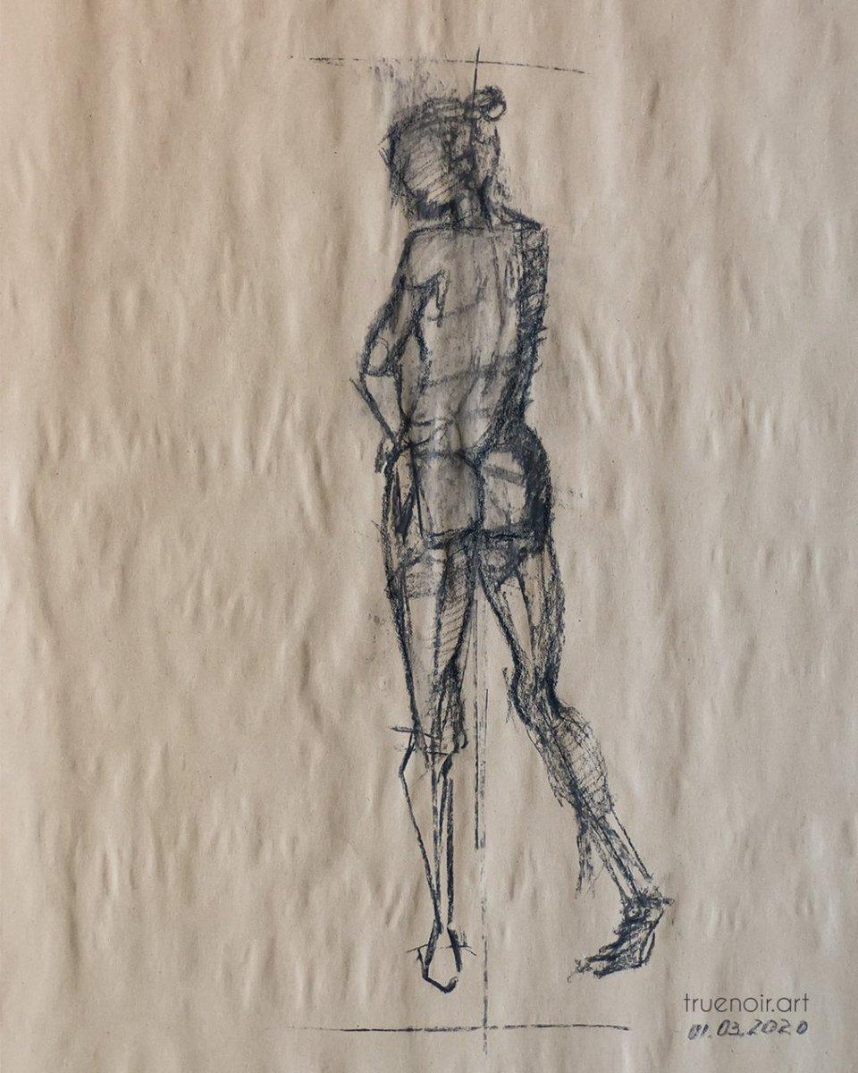 Date your work, people! :D #shortpose #drawing #sketch #malefigure https://truenoir.org/art/charcoal-sketches/male-figure-charcoal-drawing/…pic.twitter.com/ad3efDG7op