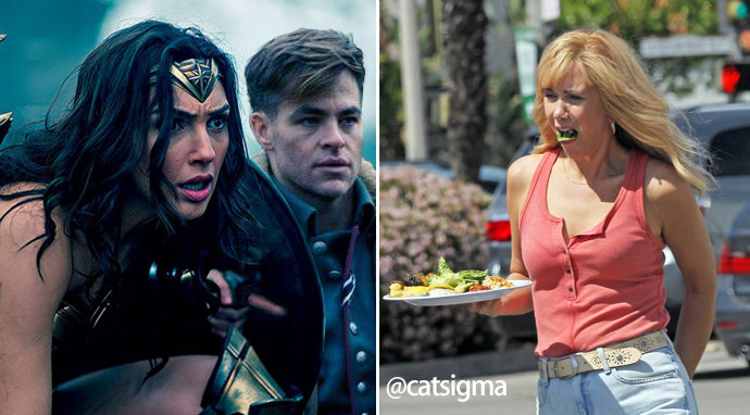#WonderWoman  Just make a meme by using pictures on Bing search engine. pic.twitter.com/DpnknLNT3i