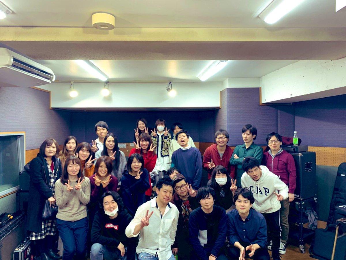 セッション会楽しかったぜよ😚 https://t.co/M6aRFyScRM