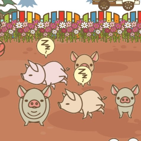 【ようとん場MIX】本格豚育成ゲーム 豚を育てて出荷しよう #ようとん場MIX #yotonmix最近、ぶたさんたちと暮らすのが私の周りで流行っています。ぶたさんには、なぞの癒し効果あり。