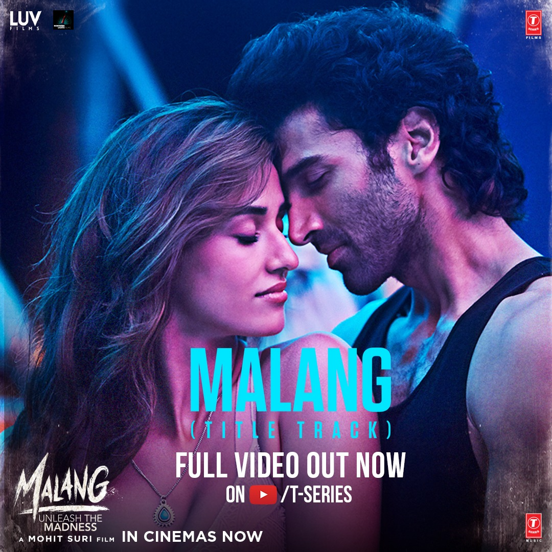 It's time to go #Malang Malang Malang once again. Malang title track full video out now  http://bit.ly/MalangTitleTrack-FullVideo… #MalangInCinemas #MalangTitleTrack  Book your tickets here🎟 http://bit.ly/Malang-BMS http://bit.ly/Malang-paytm   @AnilKapoor #AdityaRoyKapur @kunalkemmu @mohit11481