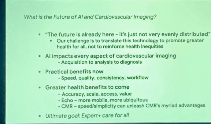 William Gibson makes it into an SCMR slide in the closing plenary-great talk #whyCMR #SCMR2020